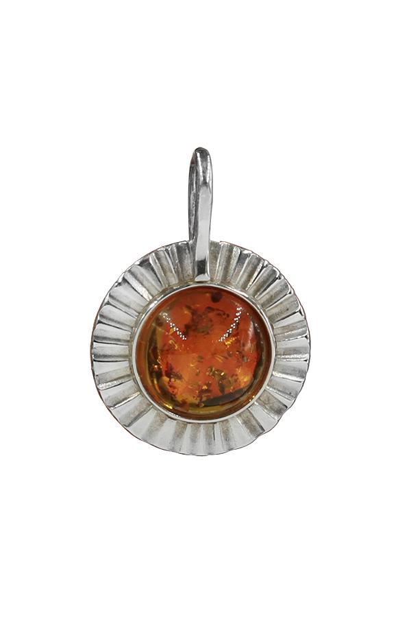 pendentif ambre gallo romain