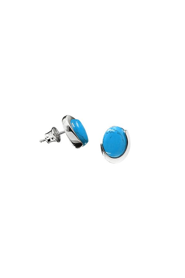 turquoise clous